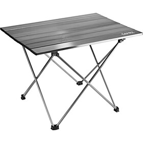 CAMPZ Roll-Out Table 56x40x40cm Ultra Light, silver